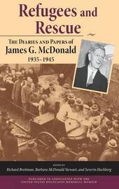 Refugees and Rescue by James G. McDonald