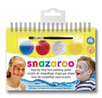 Snazaroo Book Kit - Sea Wonders