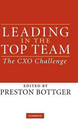 Leading in the Top Team image