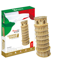 3D Puzzle Large - Leaning Tower of Pisa