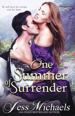 One Summer of Surrender by Jess Michaels image