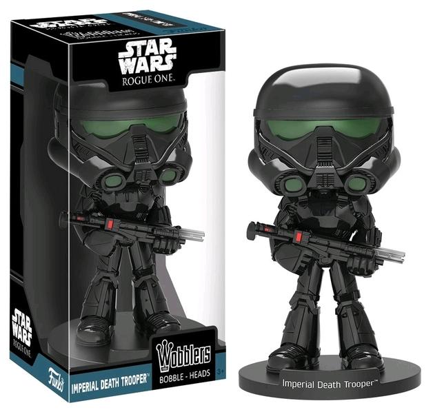 Star Wars: Rogue One - Death Trooper Deluxe Wobbler Vinyl