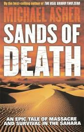 Sands of Death by Michael Asher
