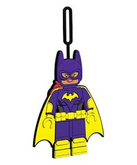 The LEGO Batman Movie: Luggage Tag - Batgirl