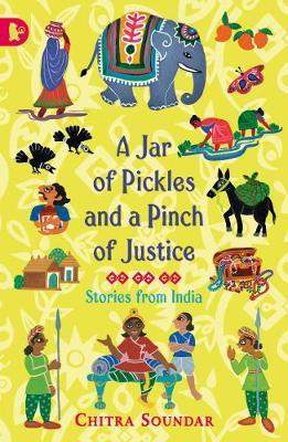 A Jar of Pickles and a Pinch of Justice by Chitra Soundar image