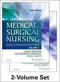 Medical-Surgical Nursing - 2-Volume Set by Sharon L Lewis