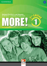 More! Level 1 Workbook by Herbert Puchta