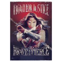 Wonder Woman: Fight For Justice - Wall Art Print