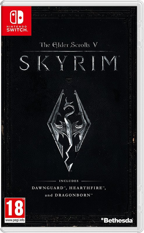 The Elder Scrolls V: Skyrim for Nintendo Switch