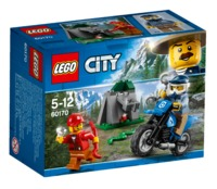 LEGO City: Off-Road Chase (60170)
