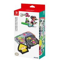 Hori Splatoon 2 Deluxe Splat Pack Accessories Pack for Nintendo Switch