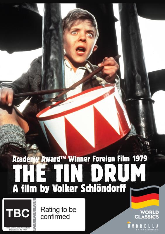 The Tin Drum on DVD