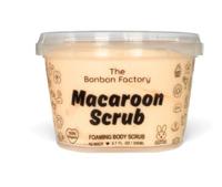 The Bonbon Factory: Mango & Papaya Macaroon scrub
