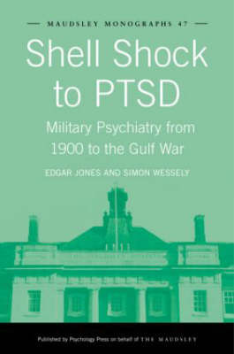 Shell Shock to PTSD by Simon Wessely image