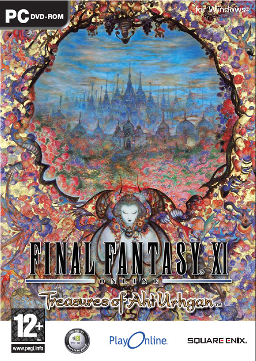 Final Fantasy XI: Treasures of Aht Urhgan Expansion for PC Games image