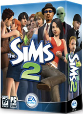 The Sims 2 Special DVD Edition for PC Games