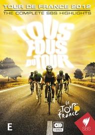Tour De France 2012 - The Complete Highlights DVD