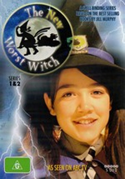 New Worst Witch, The - Series 1 And 2 (5 Disc Set) on DVD