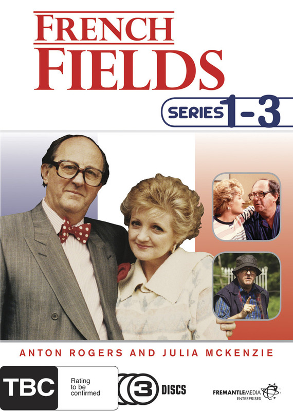 French Fields - Series 1-3 (3 Disc Set) on DVD