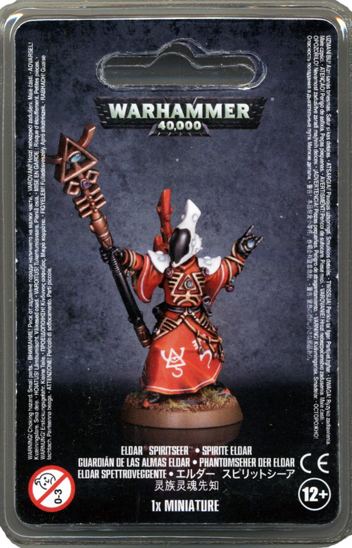 Warhammer 40,000 Eldar Spiritseer