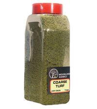 Woodland Scenics Coarse Turf Light Green Grass Shaker