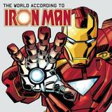 World According to Iron Man by Larry Hama