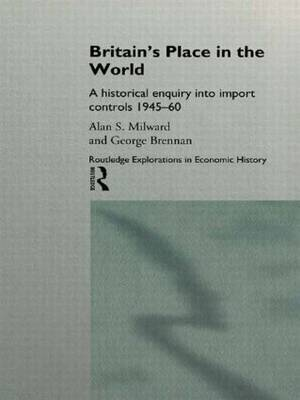 Britain's Place in the World by George Brennan image