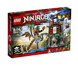 LEGO Ninjago - Tiger Widow Island (70604)