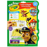 My First Crayola: Colour & Activity Pad – Paw Patrol