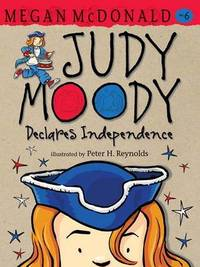 Judy Moody Declares Independence by Megan McDonald image