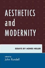 Aesthetics and Modernity