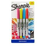 Sharpie Ultra Fine - Electro Pop (5-pack)