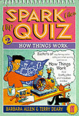 Flip Quiz 2: How Things Work by Terry Deary image