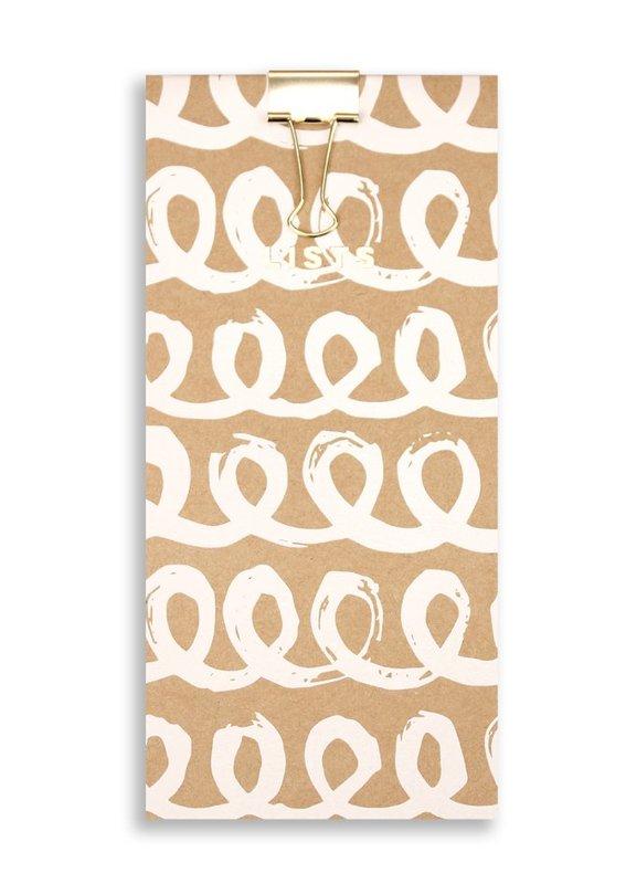 Nineteen Seventy Three: White Loops - Shopping Pad