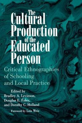 The Cultural Production of the Educated Person image