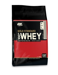 Optimum Nutrition Gold Standard 100% Whey - Cookies & Cream (4.55kg)