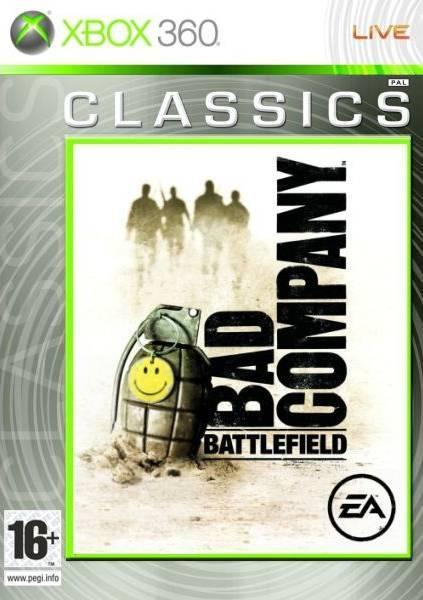 Battlefield: Bad Company (Classics) for Xbox 360 image