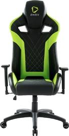 ONEX GX5 Gaming Chair (Black & Green) for
