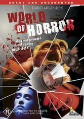 Dario Argento's World Of Horror on DVD