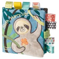 Mary Meyer: Taggies Soft Book - Molasses Sloth