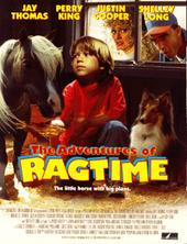The Adventures of Ragtime on DVD