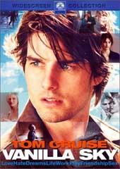Vanilla Sky on DVD