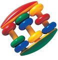 Tolo Abacus Rattle (Bright Colours)