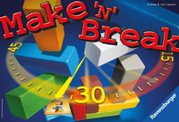 Ravensburger - Make 'N' Break Game