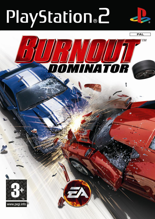 Burnout Dominator for PlayStation 2