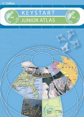 Collins Keystart Junior Atlas by Stephen Scoffham