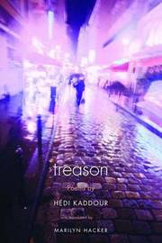 Treason by Hedi Kaddour image