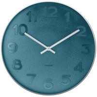 Karlsson Wall Clock - Mr. Blue (Large)