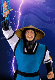 Mortal Kombat Lord Raiden 1:4 Scale Statue