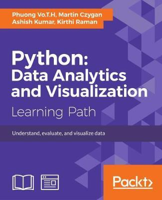 Python: Data Analytics and Visualization by Phuong Vo T. H